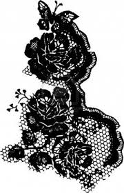 lace tattoo for my shoulder tattoos clipart library clip art