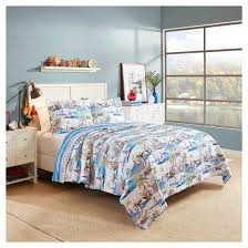 Ocean Duvet Cover Palm Trees Ocean Reversible Second Wind Quilt Set Vue Target