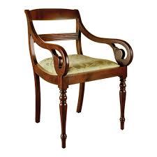 Brancusi Armchair Raffles Armchair Warisan Furniture