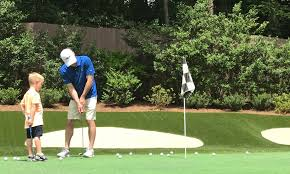 Backyard Golf Course by How Kevin Harvick Uses His Backyard Replica Of An Augusta National