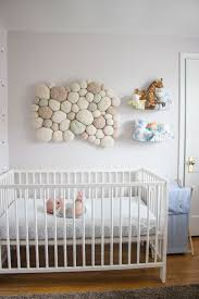 Decoration Baby Nursery Wall Decals by Baby Nursery Decor Stony Wall Decal On White Elegant Near Door