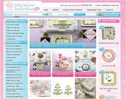 baby shower website puakea launches new baby shower decorations e commerce site