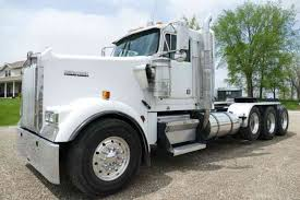 2014 kenworth w900 for sale kenworth w900l 2014 daycab semi trucks