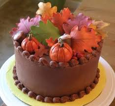 thanksgiving fall autumn cake ideas thanksgiving cakes