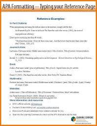 apa citation format template eliolera com