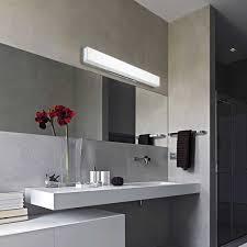 Bathroom Vanity With Lights Contemporary Bathroom Vanity Lights Modern Lighting On Within