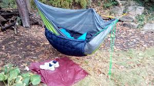 keeping warm in a hammock martin u0027s site