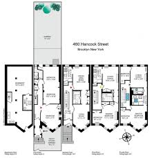Brady Bunch House Floor Plan by Floor Plan Railroad Apartment Cottage Plans