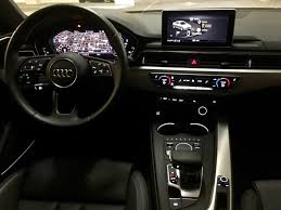 audi a4 2017 audi a4 2 0t quattro gains six speed manual
