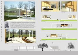 the farnsworth house 3ds max by ross barron at coroflot com