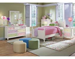 American Signature Bedroom Furniture by The Colorworks Panel Bedroom Collection White Value City
