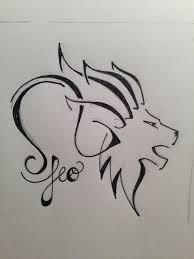 25 unique leo zodiac tattoos ideas on pinterest zodiac tattoos