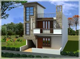 Home Design Online On Small Duplex House Elevation 48 With Additional Home Design