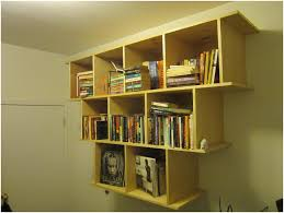 wall mounted bookshelf designs india 17 best ideas about wall