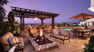 exterior modern house luxury resort romanc hd wallpaper design
