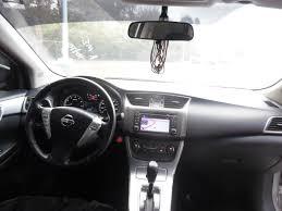 nissan sentra gx 1 3 fuel consumption 2013 used nissan sentra 4dr sedan i4 cvt sr at chevrolet of