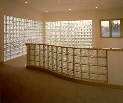 What Is A Banister Using Glass Blocks In Your Home