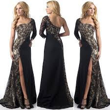 best stores for new years dresses 2018 christmas new year party dresses for women one shoulder