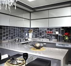 credence cuisine grise crédence cuisine 91 idées pour agrémenter sa cuisine