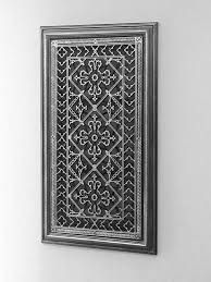 Decorative Wall Return Air Grille Decorative Return Air Filter Grille Beaux Arts Classic Products