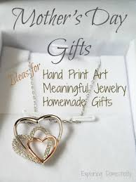 mothers gifts s day gifts meaningful jewelry and print