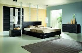 chambre à coucher chambre coucher vert mente noir 20 idées