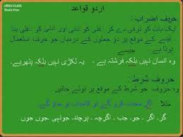 adv urdu grammar harf ki iqsaam part 11 youtube
