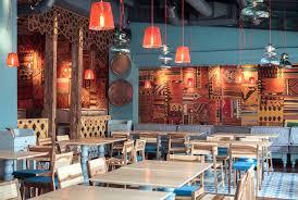 Restaurant Decoration Exotic Oriental Restaurant Decor Interiorzine