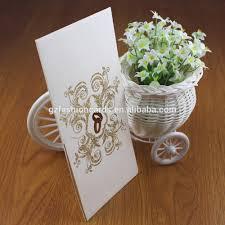 Invitation Card Formal Formal Printable Blank Gold Powder Ethiopia Wedding Invitation