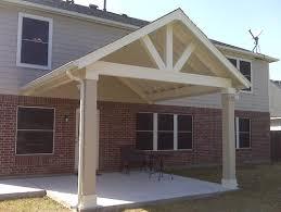 Gable Patio Designs Superb Covered Patio Plans 9 Gable Roof Patio Cover Plans