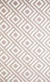 Area Rug Mat B B Begonia Malibu Geometric Contemporary Reversible