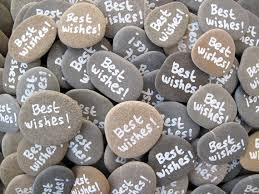 Wishing Rocks For Wedding 50 Guest Book Stones Wedding Rocks Flat Rocks Wishing Stones