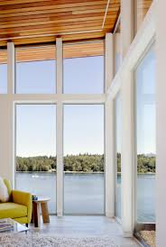 Coates Design Seattle Waterfront Home Near Seattle Is Lifted On Bridge Like Structural