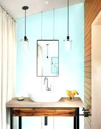Pendant Lights For Bathroom Vanity Bathroom Pendant Lights Pendant Bathroom Lights Bathroom Pendant