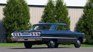 1963 chevrolet impala z11 s105 kissimmee 2017