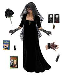 Size Gothic Halloween Costumes Sale Size Corpse Bride Size Gothic Ghost Bride