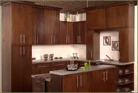 flat panel kitchen cabinets cool design 14 natural cherry hbe