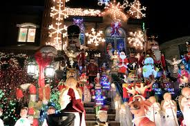 dyker heights holiday lights spectacular christmas lights in dyker heights dec 2015 part 1
