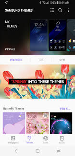 themes you how to theme your galaxy s9 note 8 or galaxy s8 android central