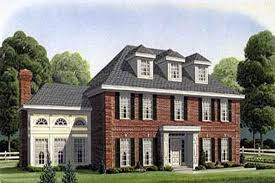 georgian style home plans southern colonial style house plans georgian style house colonial