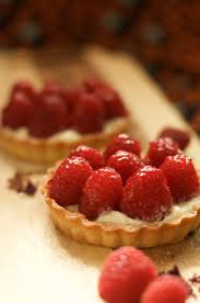 rose and raspberry tarts jo the tart queen