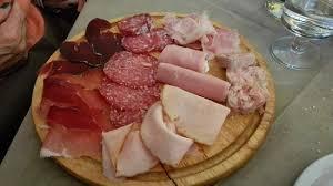 cuisine berchet il tagliere dei salumi buono picture of ii berchet turin