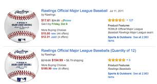 how much does a mlb baseball cost quora