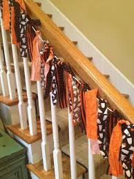 82 best christmas stair rails and banisters images on pinterest