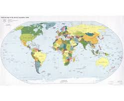 United States Political Map by Maps Of The World World Maps Political Maps Physical And