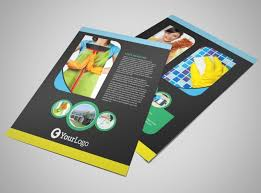commercial cleaning brochure templates commercial cleaning service flyer template mycreativeshop