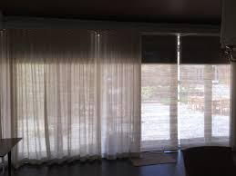 residential drapery and recessed shades