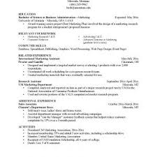 chronological resume example chronological resume cover letter