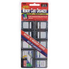 gift card organizer memory card cases b h photo