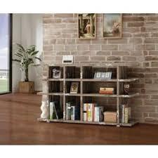 grey bookshelves u0026 bookcases shop the best deals for nov 2017